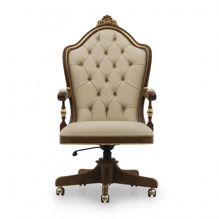 1 baroque style wood armchair vera4