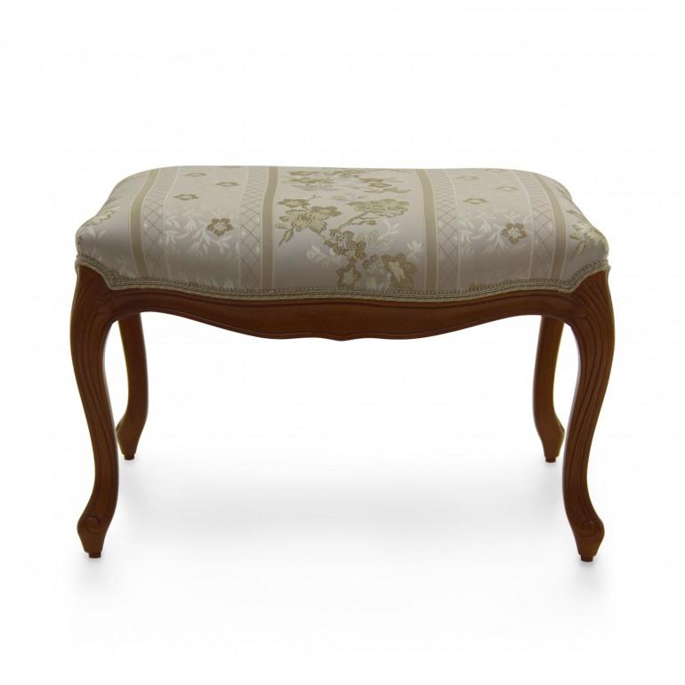 1042 classic style wood ottoman teseo7