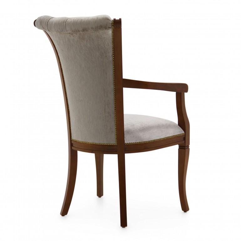 1043 classic style wood armchair york3