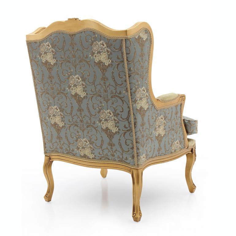 1059 classic style wood armchair enea7