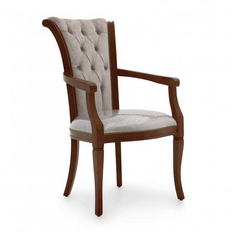 106 classic style wood armchair york3