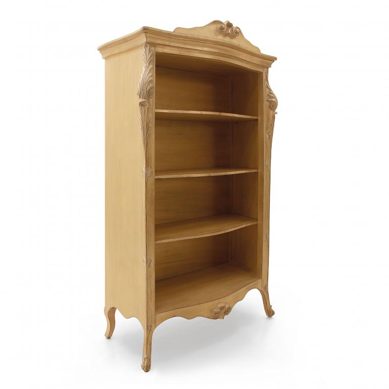 1099 classic style wood bookcase urania1