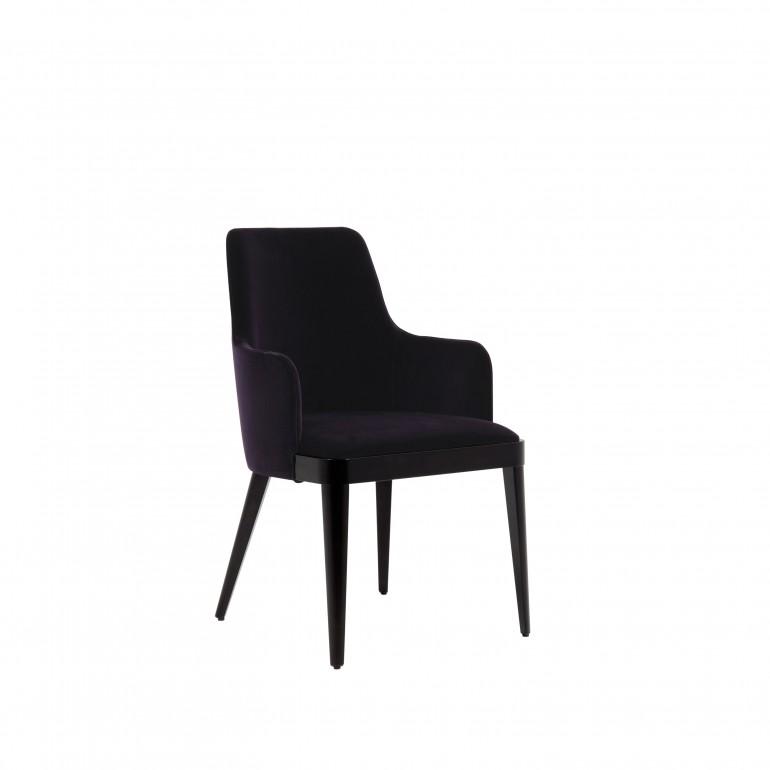 1133 modern style wood armchair finlandia