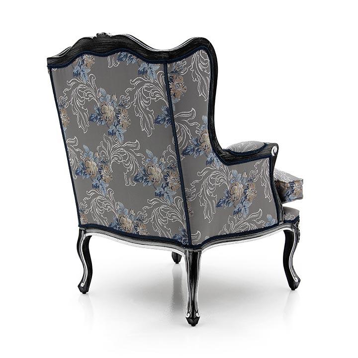 118 classic style wood armchair enea7