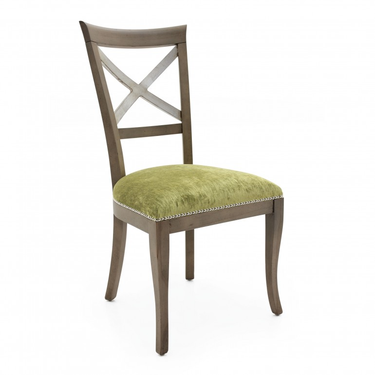 1198 classic style wood chair croce