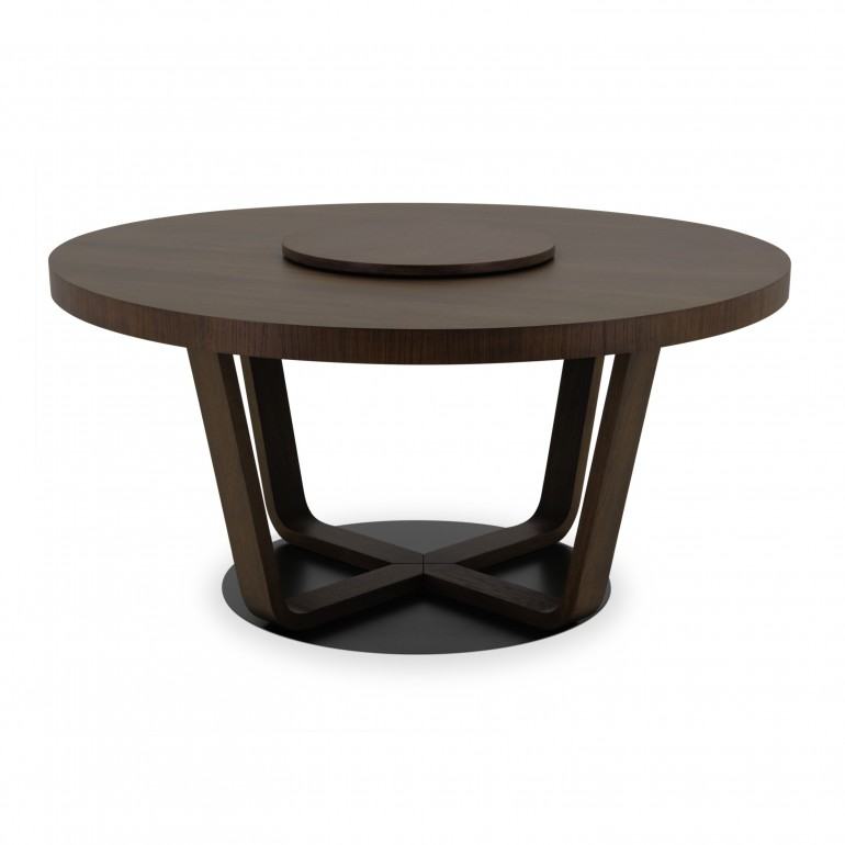 120 modern style wood table custom031