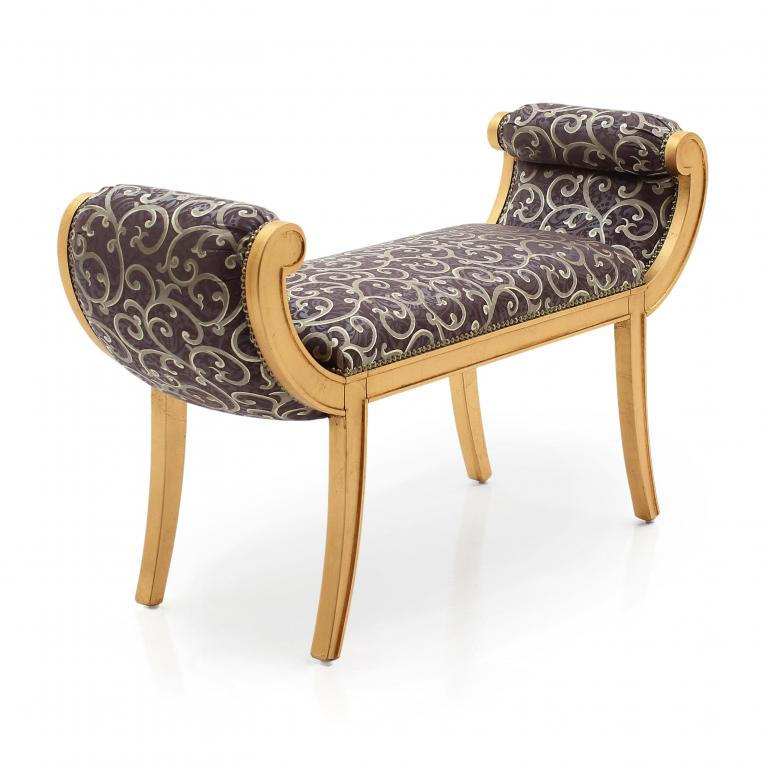 Upholstered bench Barchetta - Sevensedie