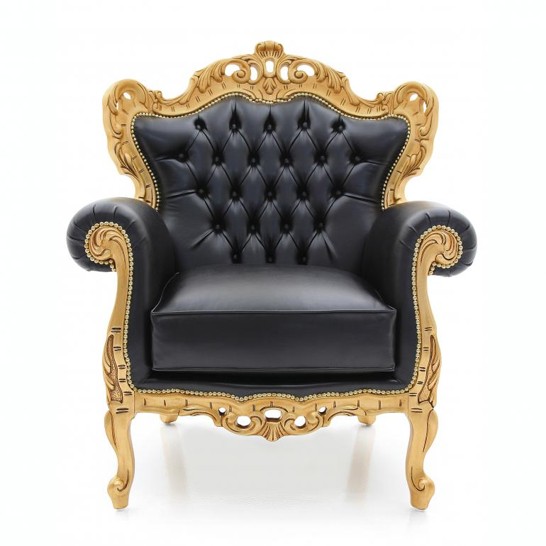 1329 classic style wood armchair palermo3
