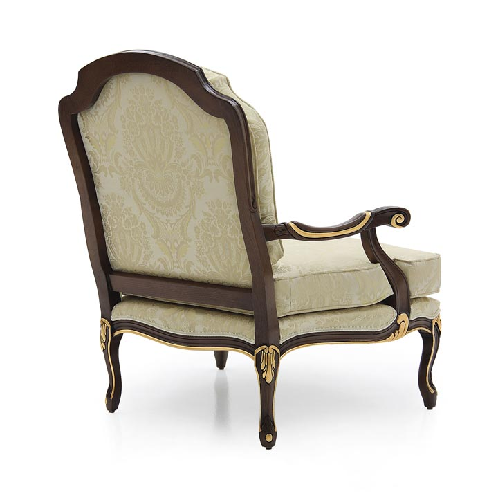 138 classic style wood armchair grace5