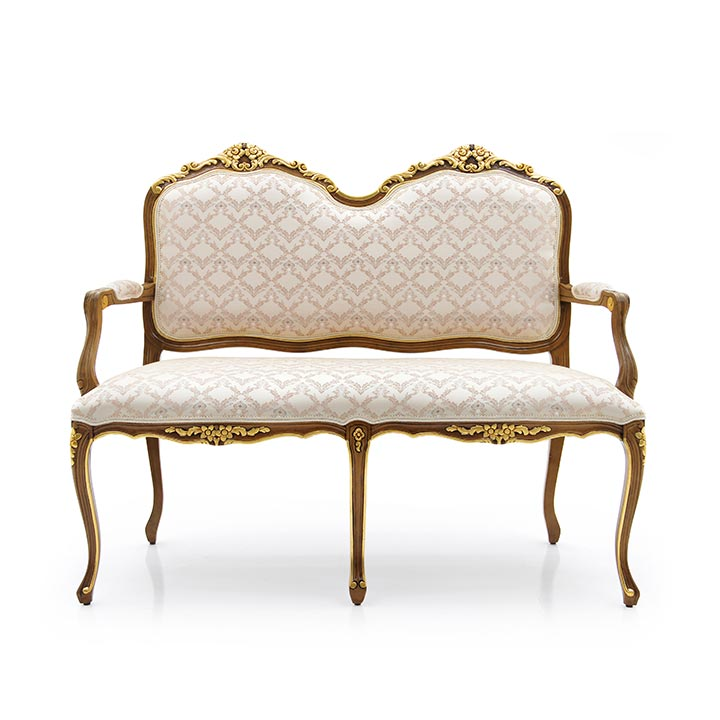 14 classic style wood sofa monsieur