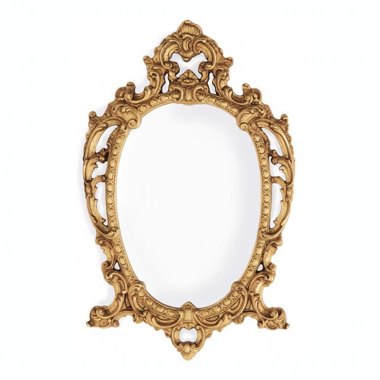 1425 baroque style wood mirror regina1