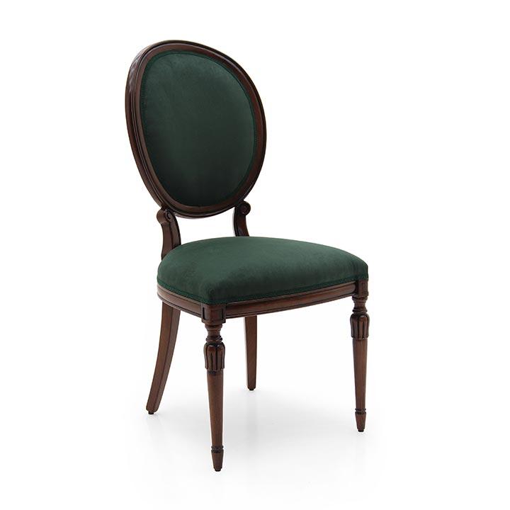 146 classic style wood chair olga3