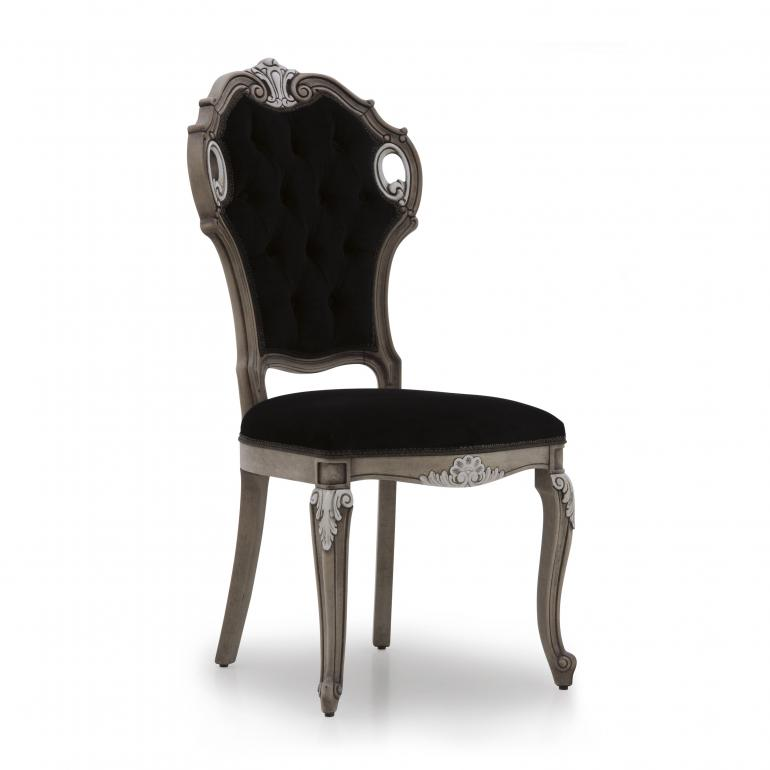 16 baroque style wood chair alcide