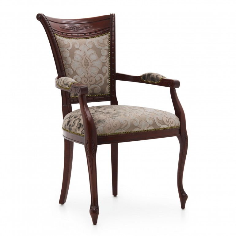 1659 classic style wood armchair jersey2