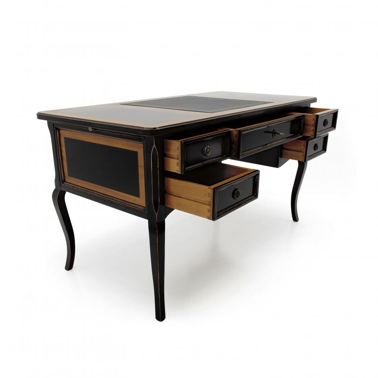 1673 classic style wood writing desk perseo6
