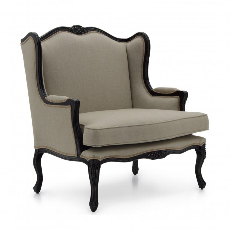 1741 classic style wood armchair stige3