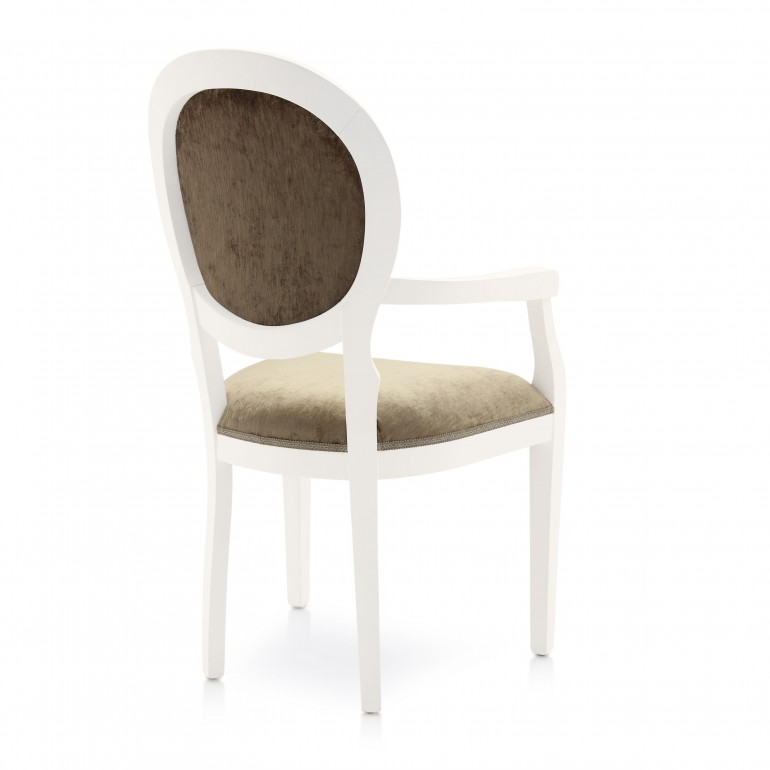 1774 modern style wood armchair julia3