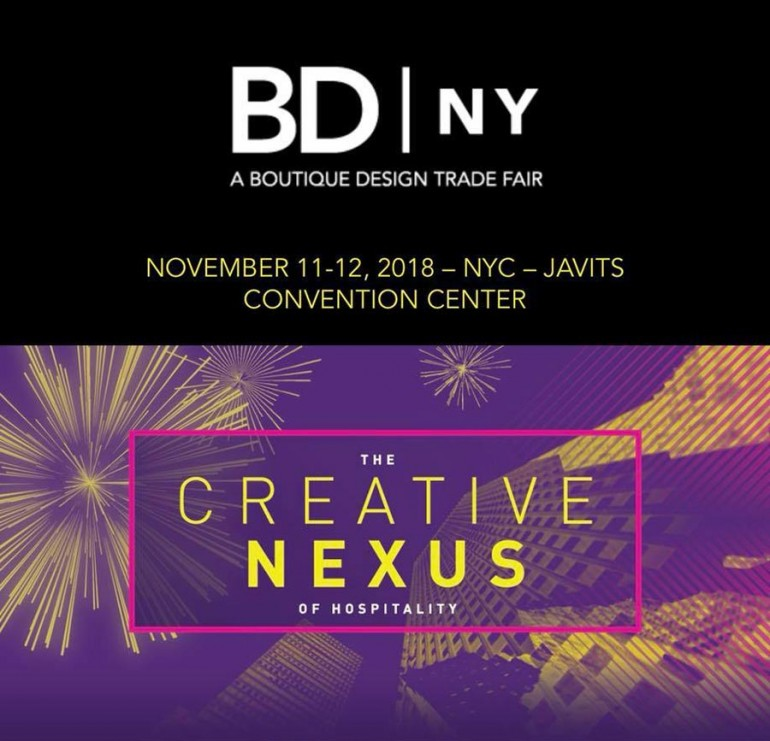 Boutique Design New York (BDNY) 2018
