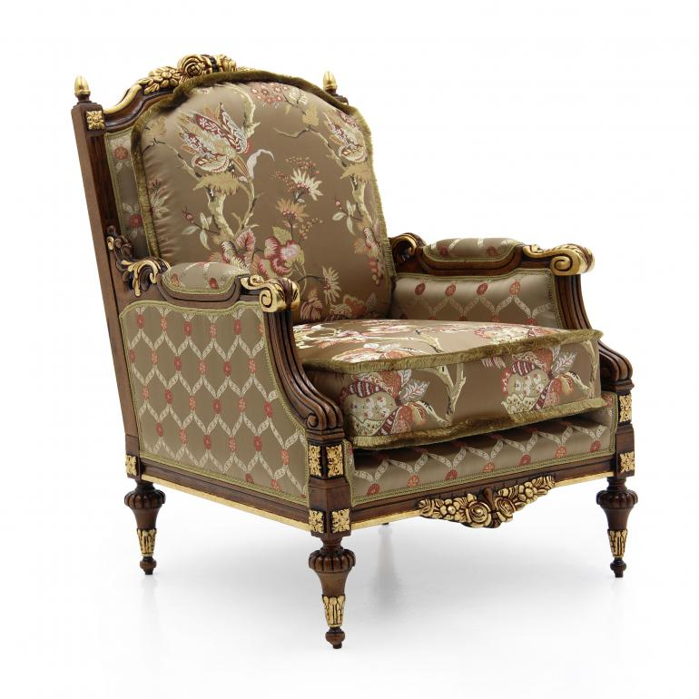 1873 classic style wood armchair giove3