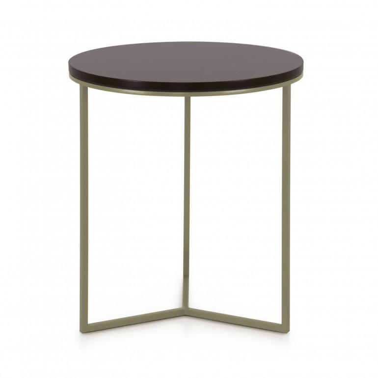 1907 modern metal table trio d1