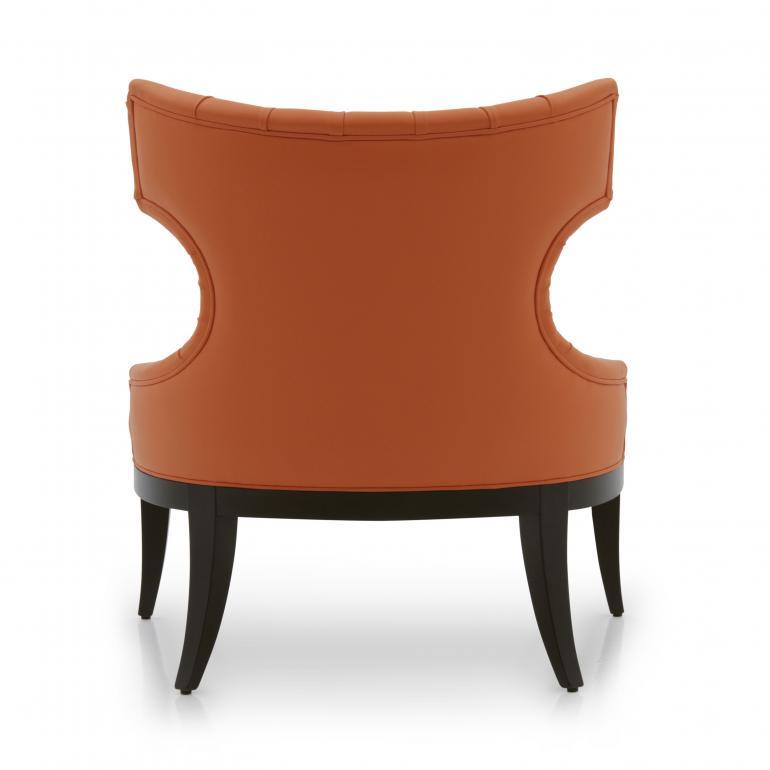 1953 modern style wood armchair irene8