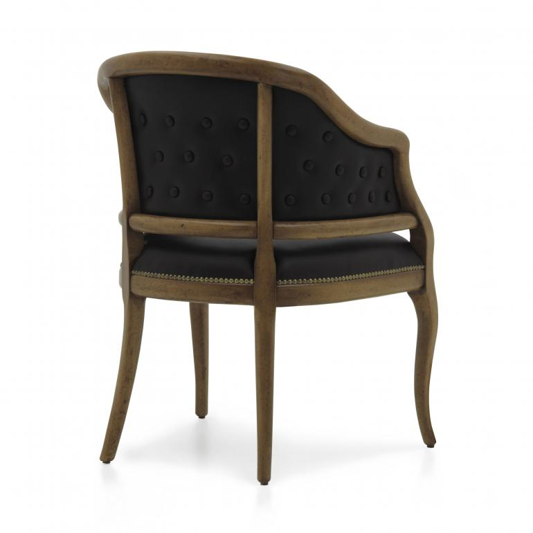 1978 classic style wood armchair beatrice5