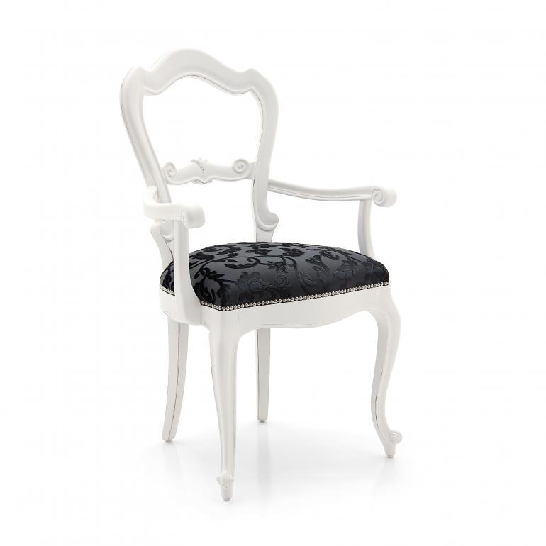 21 classic style wood armchair dream1