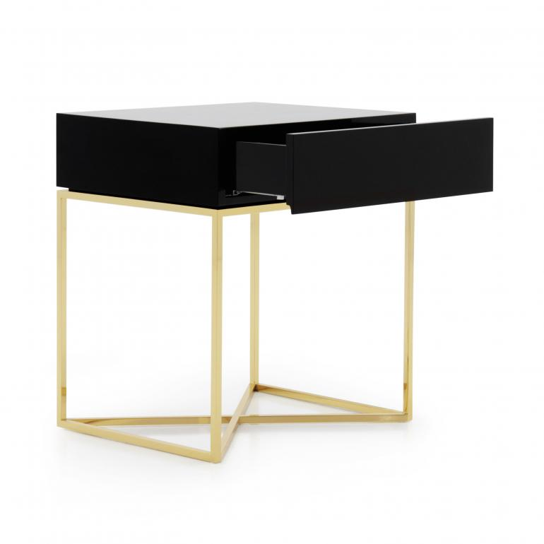 2178 modern metal bedside table klepsidra5