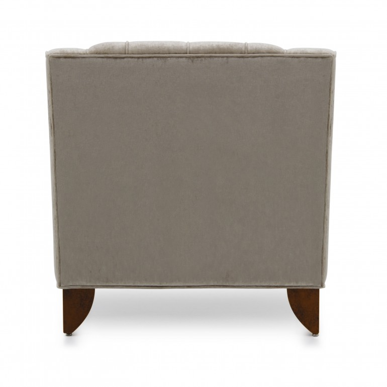 2273 contemporary style wood armchair giunone4