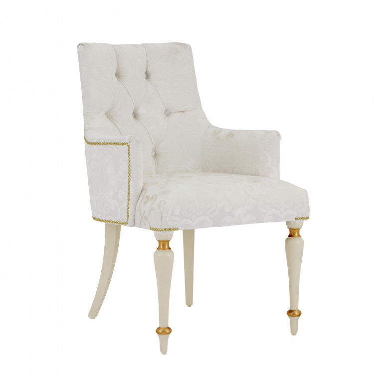 2283 classic style wood armchair ramses5