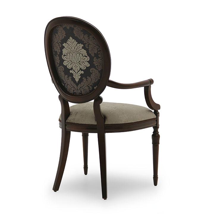 230 classic style wood armchair olga2