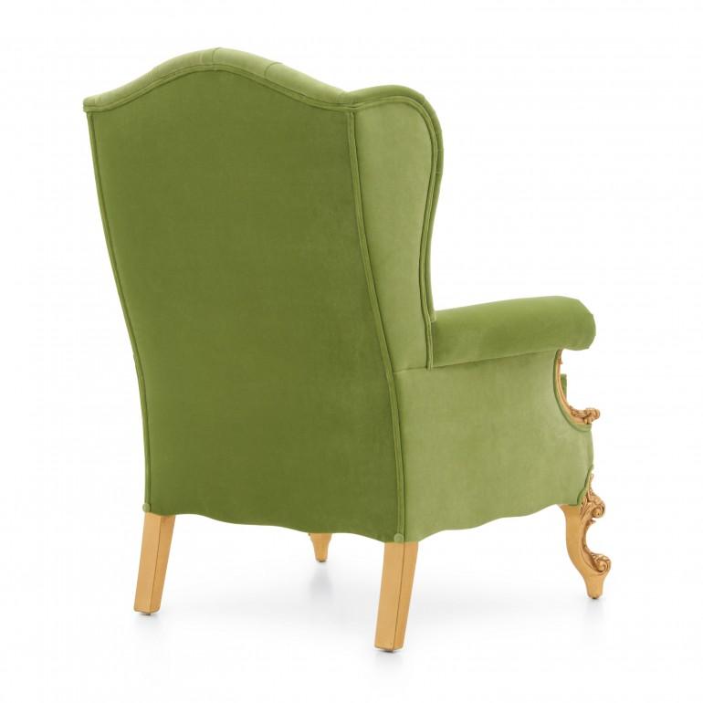 238 classic style wood armchair eneide8