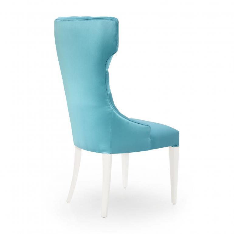 238 modern style wood chair queen2