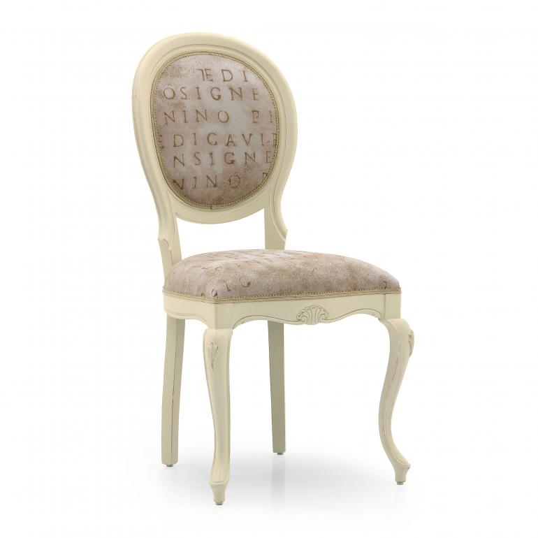 239 classic style wood chair evia2