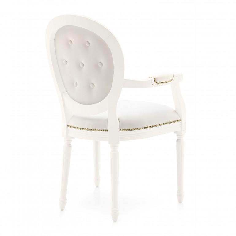 2409 classic style wood armchair luigi7