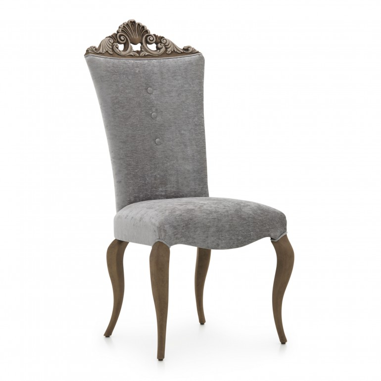 2412 baroque style wood chair antesia