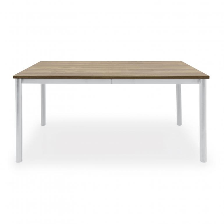 2495 modern style wood table custom021