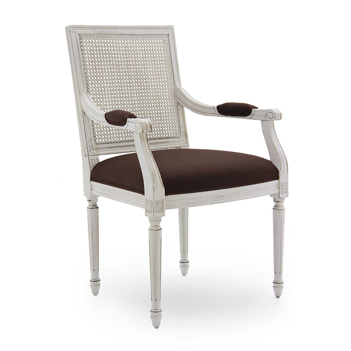 25 classic style wood armchair settecento
