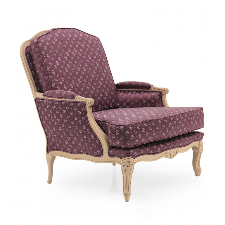 2511 classic style wood armchair acca6