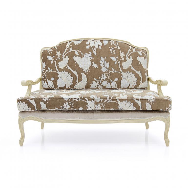 2566 classic style wood sofa grace