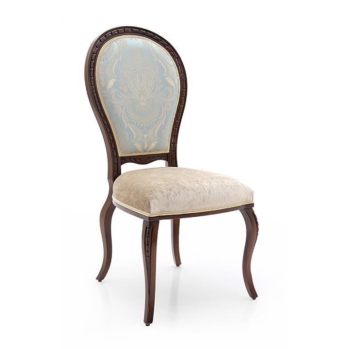 258 classic style wood chair claudia2