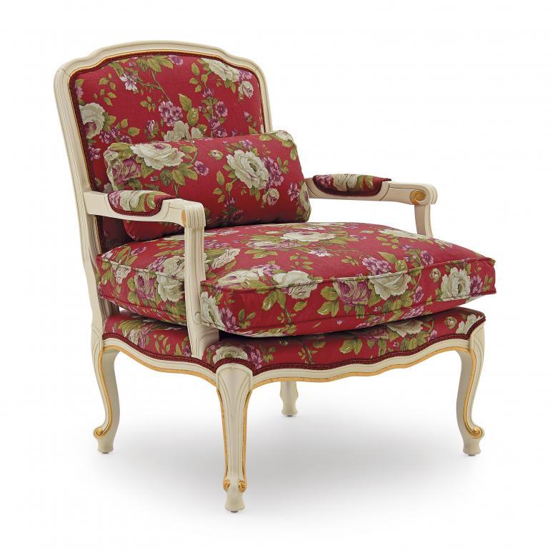 2611 classic style wood armchair vesta3