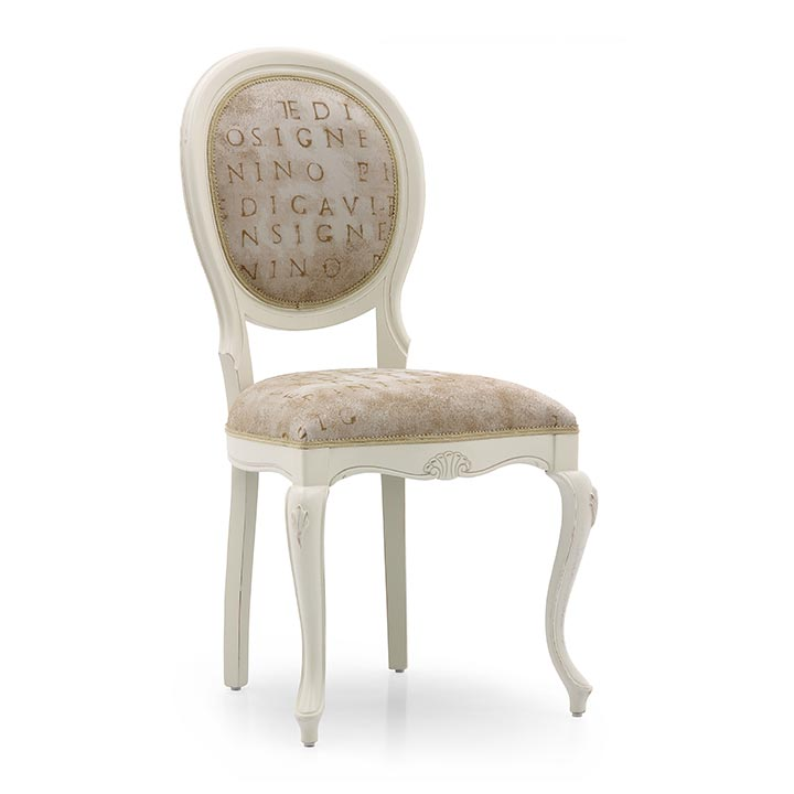 269 classic style wood chair evia2