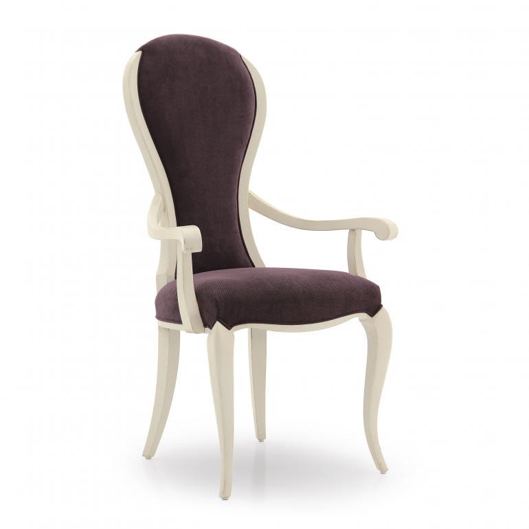 2728 modern style wood armchair alina2
