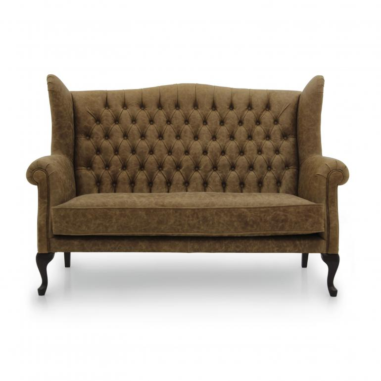 Classic Style Sofa Made of Wood Old England 519 - Sevensedie