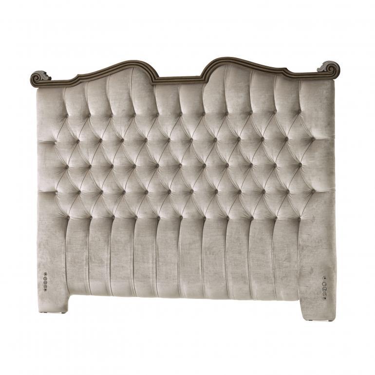 2847 classic style wood bedhead kalo1