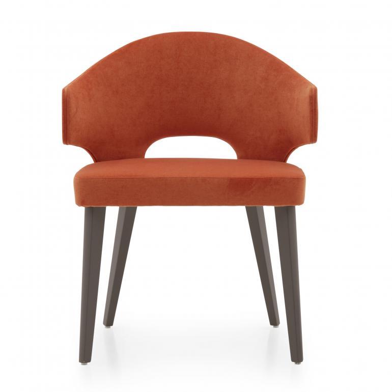 2855 modern style wood armchair eva3
