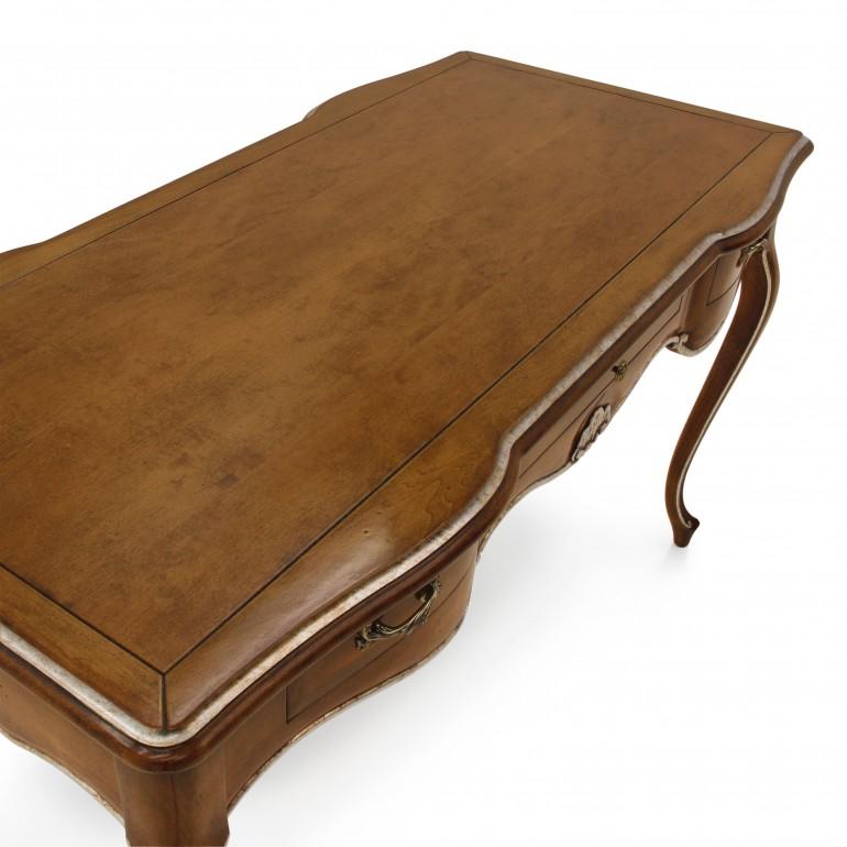 2896 classic style wood writingdesk damide8
