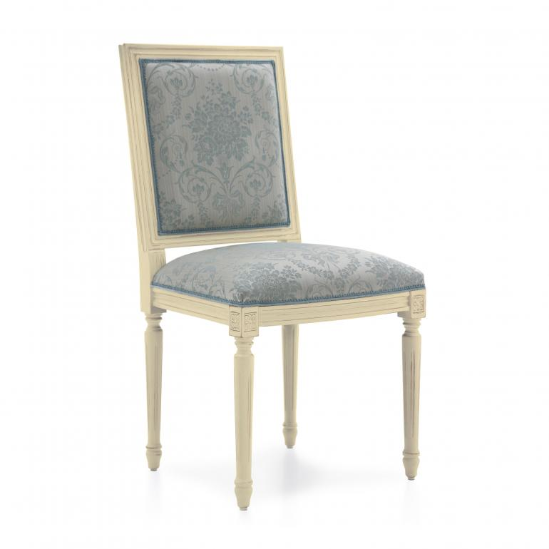 2899 classic style wood chair settecento