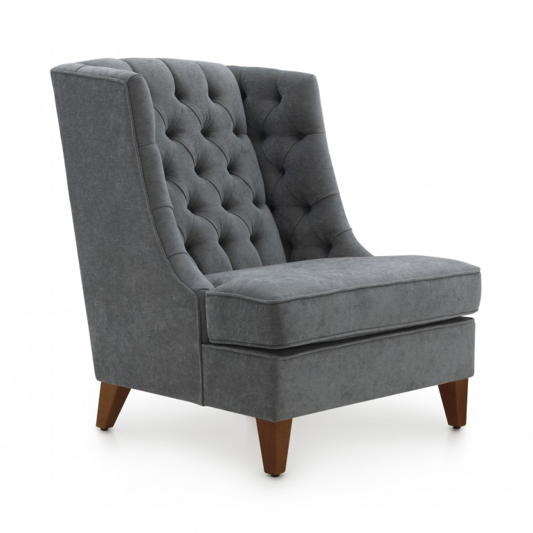 2904 modern style wood armchair fortuna9